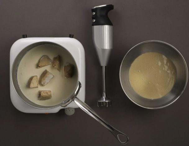 recette de cr me br l e au foie gras de canard. Black Bedroom Furniture Sets. Home Design Ideas