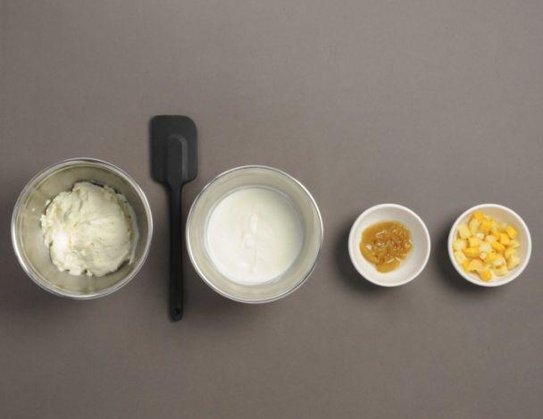 preparation creme chantilly