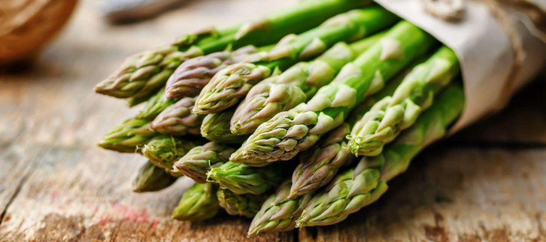 Les recettes des chefs avec des asperges - Cuisiner des asperges blanches ...