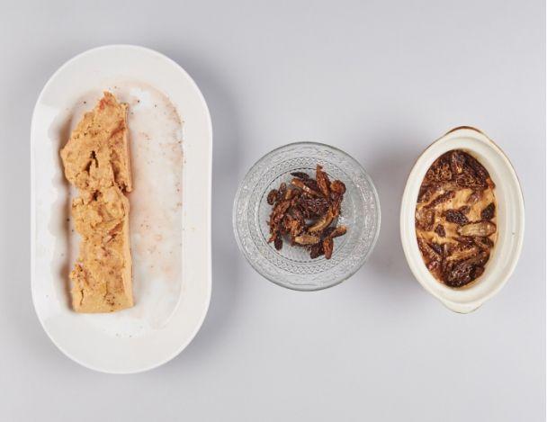 terrine de foie gras aux morilles. Black Bedroom Furniture Sets. Home Design Ideas