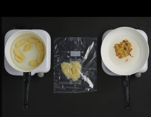 recette de chef franck graux pr sente sa recette dos. Black Bedroom Furniture Sets. Home Design Ideas