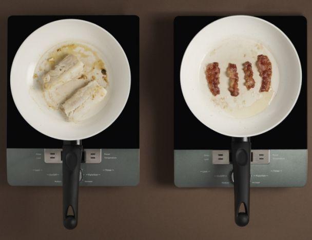 recette de chef franck graux pr sente sa recette pav de cabillaud au lard fum croustillant. Black Bedroom Furniture Sets. Home Design Ideas
