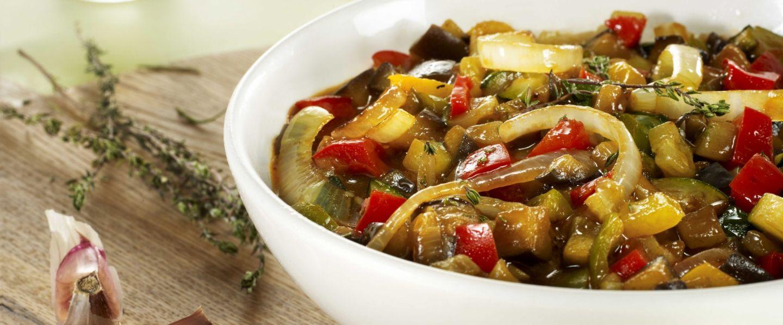 Recette facile de ratatouille sur likeachef - Cuisiner la ratatouille ...