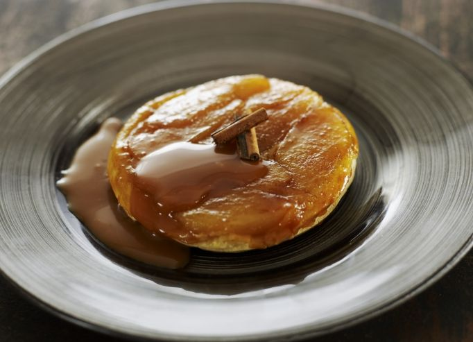 Traditionnelle Tarte Tatin
