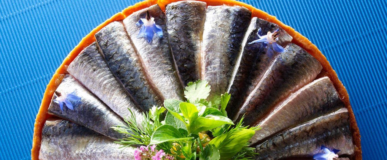 La recette de guy lassaussaie tarte de sardines marin es - Comment cuisiner des filets de sardines ...