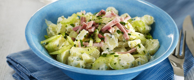 recette de chef les plats indispensables pr sente sa recette salade de pommes de terre et. Black Bedroom Furniture Sets. Home Design Ideas