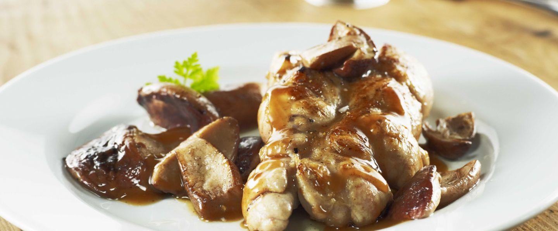Recette de chef les plats indispensables pr sente sa - Comment cuisiner des ris de veau congeles ...