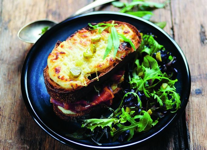 Croque-Monsieur campagnard